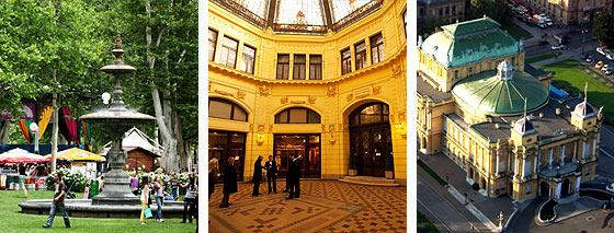 Besteseller: Rundgang von Zagreb Unterstadt und Oberstadt