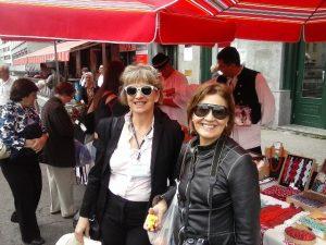 Ihre Reiseleiterin in Zagreb