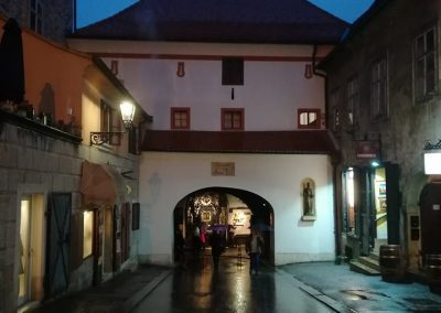 Zagreb Sehenswürdigkeiten Zagreber Standseilbahn
