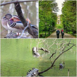 Zagreb parks