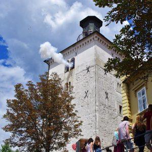 Upper Town Zagreb