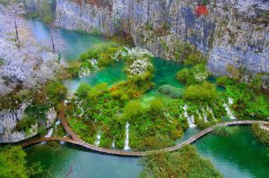 Plitvice Lakes with your guide
