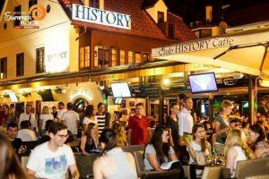 Best clubs Zagreb
