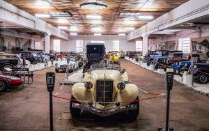 Automobile Museum Zagreb