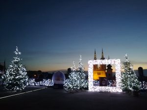 Zagreb Advent in Upper Town Zagreb