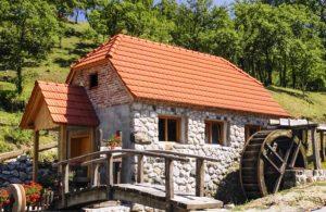 wassermühle kroatien