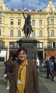 la guida turistica locale di Zagabria