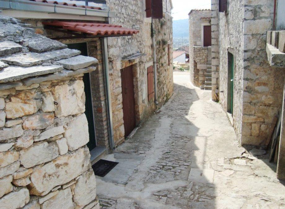 Steinhaus Kroatien Renovieren