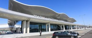 from zagreb airport into zagreb centre